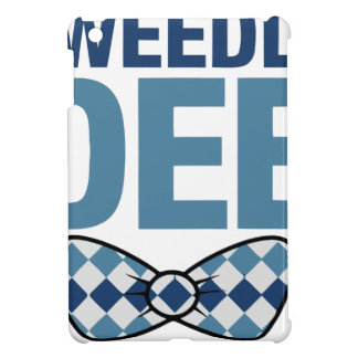 TWEEDLE DEE iPad MINI CASE
