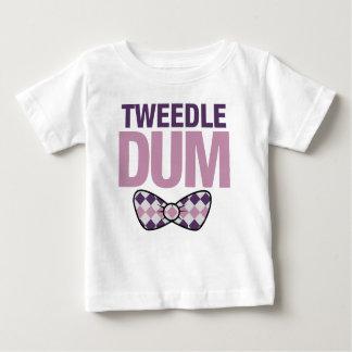 tweedle dum baby T-Shirt