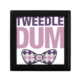 tweedle dum gift box
