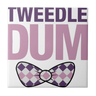 tweedle dum tile