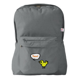 Tweet Bird Backpack