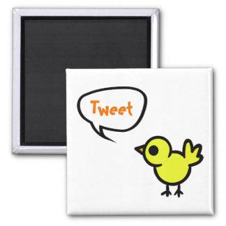 Tweet Bird Magnet