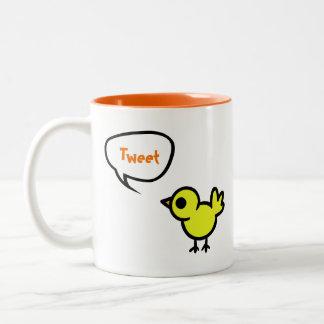Tweet Bird Mug