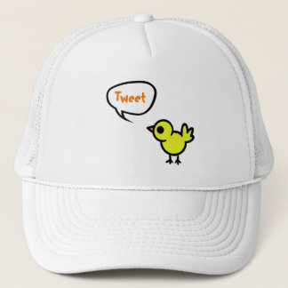 Tweet Bird Trucker Hat