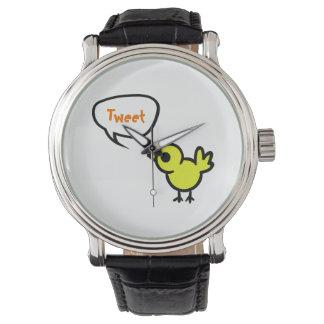Tweet Bird Watch