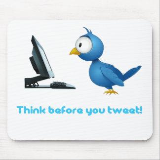 Tweet Mousepad