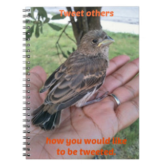 Tweet Others Notebooks