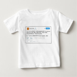 TWEET: This t-shirt is a great t-shirt