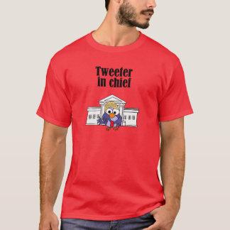 Tweeter in chief Trump T-Shirt