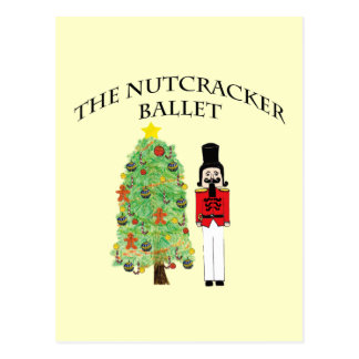 Tweeter Nutcracker Christmas 2009/2010 collection Postcard