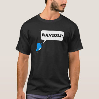 Tweeter - Ravioli shirt black