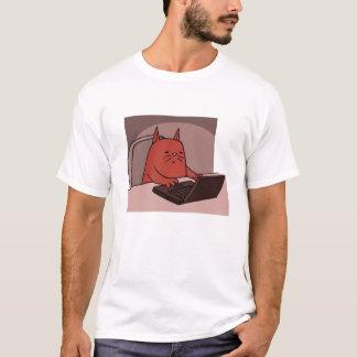 Tweeting not napping T-Shirt