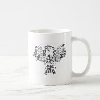Tweeting Tea for 2 Coffee Mug