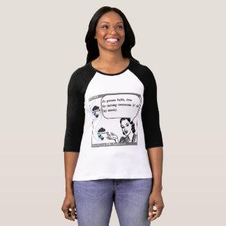 Tweetstorm Haiku Shirt for Women