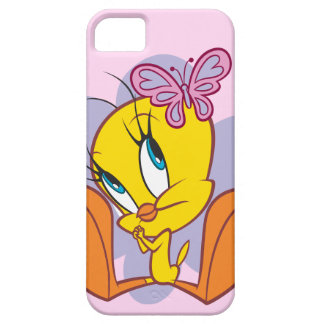 Tweety and Butterfly iPhone 5 Cases