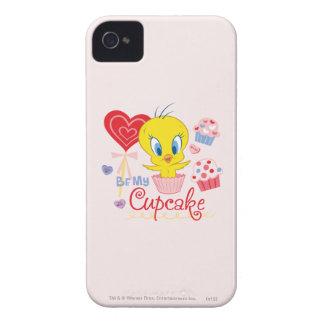 Tweety Be My Cupcake iPhone 4 Case