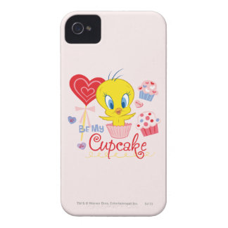 TWEETY™ Be My Cupcake iPhone 4 Cover