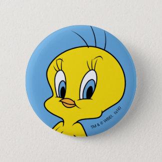 TWEETY™  Clever Bird 2 Inch Round Button
