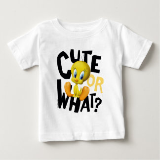 TWEETY™- Cute Or What? Baby T-Shirt