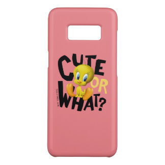 TWEETY™- Cute Or What? Case-Mate Samsung Galaxy S8 Case