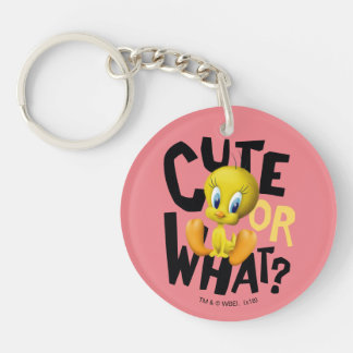 TWEETY™- Cute Or What? Keychain