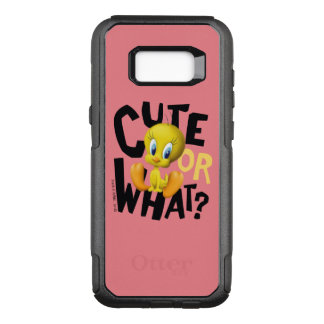 TWEETY™- Cute Or What? OtterBox Commuter Samsung Galaxy S8+ Case