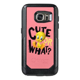 TWEETY™- Cute Or What? OtterBox Samsung Galaxy S7 Case