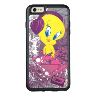 Tweety Djing OtterBox iPhone 6/6s Plus Case