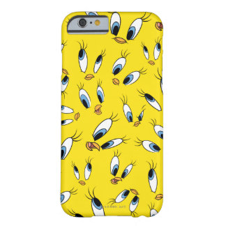 TWEETY™ Face Pattern Barely There iPhone 6 Case