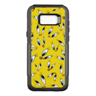 TWEETY™ Face Pattern OtterBox Commuter Samsung Galaxy S8+ Case