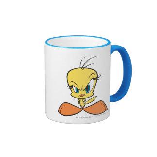 Tweety fâché mug ringer