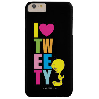 Tweety I heart Tweety Barely There iPhone 6 Plus Case
