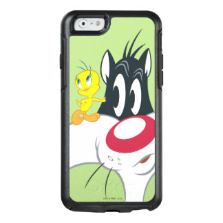 Tweety In Action Pose 12 OtterBox iPhone 6/6s Case