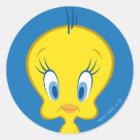 TWEETY™   Innocent Little Bird Classic Round Sticker