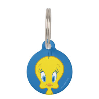 TWEETY™ | Innocent Little Bird Pet Name Tag