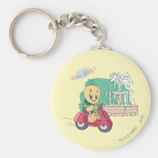 Tweety Italy Keychain