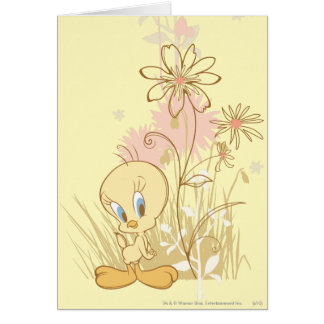 """Tweety """"Just So Perfect"""" Card"""