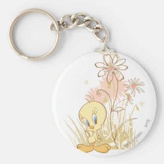 "Tweety ""Just So Perfect"" Keychain"