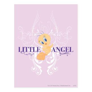 """Tweety """"peu d'ange """" cartes postales"""