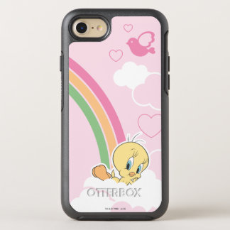 Tweety Rainbow 2 OtterBox Symmetry iPhone 8/7 Case