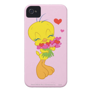 Tweety Valentine Hearts iPhone 4 Cover