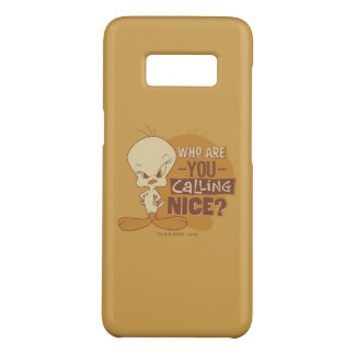 TWEETY™- Who Are You Calling Nice? Case-Mate Samsung Galaxy S8 Case