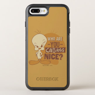 TWEETY™- Who Are You Calling Nice? OtterBox Symmetry iPhone 8 Plus/7 Plus Case