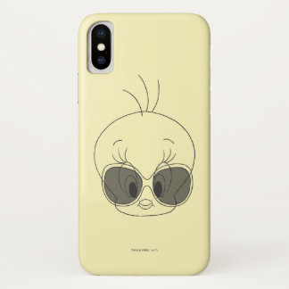 Tweety with Shades iPhone X Case