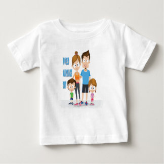 Twelfth February - World Marriage Day Baby T-Shirt