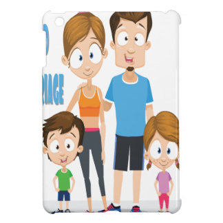 Twelfth February - World Marriage Day iPad Mini Cases