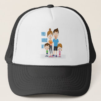 Twelfth February - World Marriage Day Trucker Hat