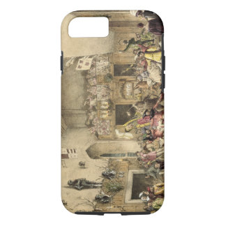 Twelfth Night Revels in the Great Hall, Haddon Hal iPhone 7 Case