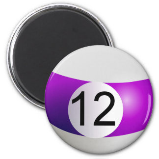 Twelve Ball Magnet