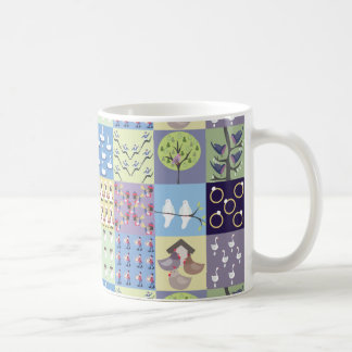 Twelve Days of Christmas Coffee Mug
